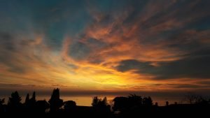 Villa Rosetta tramonto